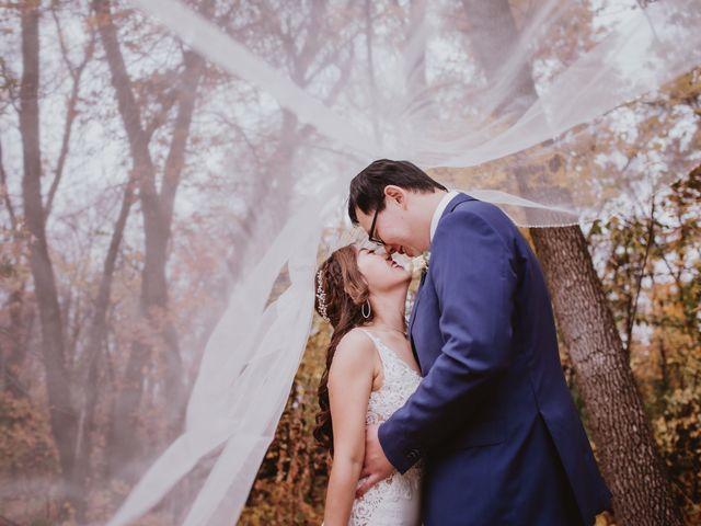 Dinghua and Yixiu's wedding in Starbuck, Manitoba 32