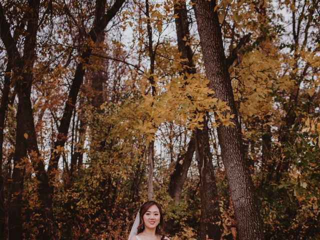 Dinghua and Yixiu's wedding in Starbuck, Manitoba 37