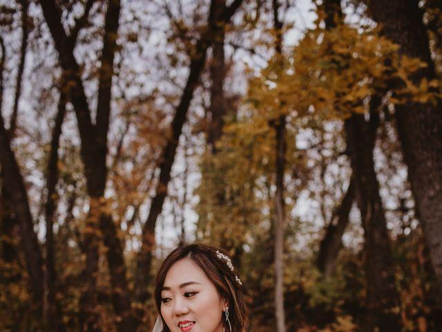 Dinghua and Yixiu's wedding in Starbuck, Manitoba 39