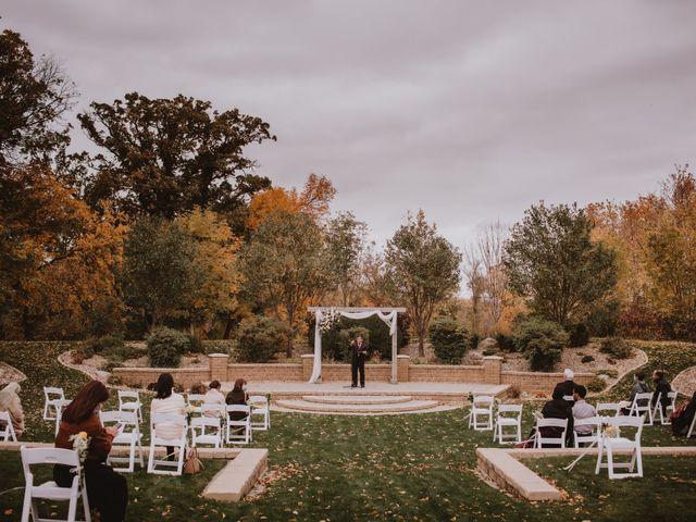 Dinghua and Yixiu's wedding in Starbuck, Manitoba 45