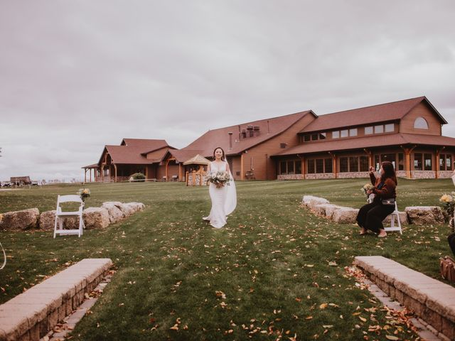 Dinghua and Yixiu's wedding in Starbuck, Manitoba 50