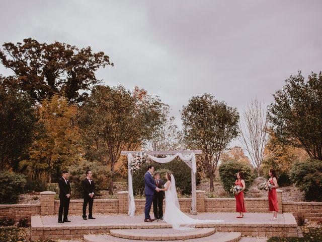 Dinghua and Yixiu's wedding in Starbuck, Manitoba 52