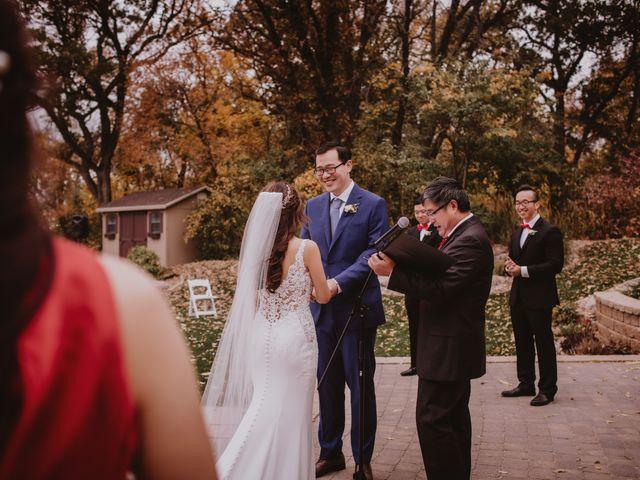 Dinghua and Yixiu's wedding in Starbuck, Manitoba 54