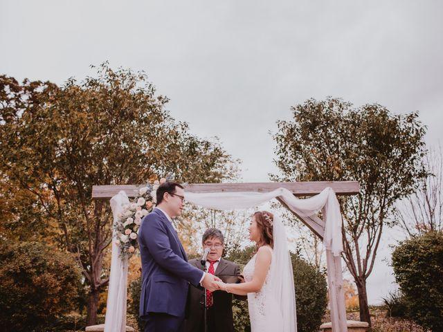 Dinghua and Yixiu's wedding in Starbuck, Manitoba 56