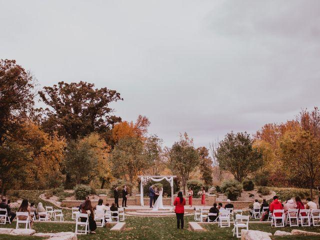 Dinghua and Yixiu's wedding in Starbuck, Manitoba 57