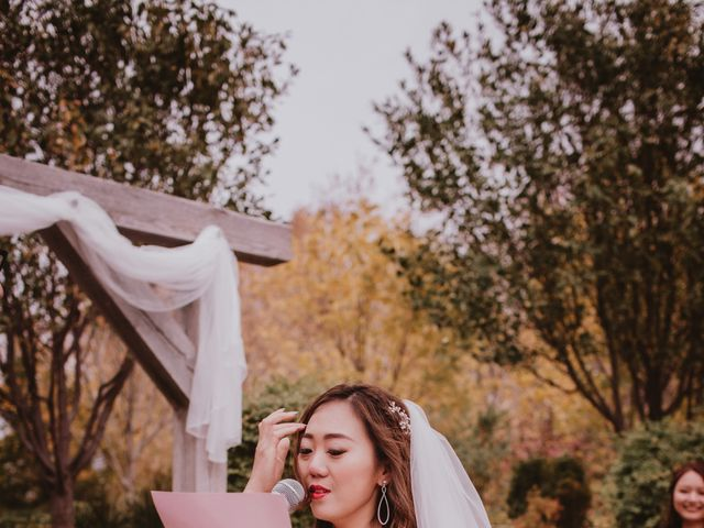 Dinghua and Yixiu's wedding in Starbuck, Manitoba 60