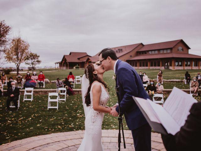 Dinghua and Yixiu's wedding in Starbuck, Manitoba 65