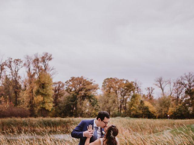 Dinghua and Yixiu's wedding in Starbuck, Manitoba 73