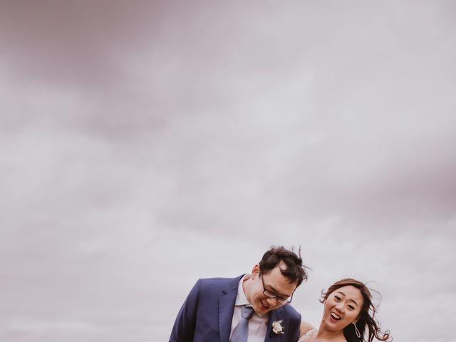 Dinghua and Yixiu's wedding in Starbuck, Manitoba 80