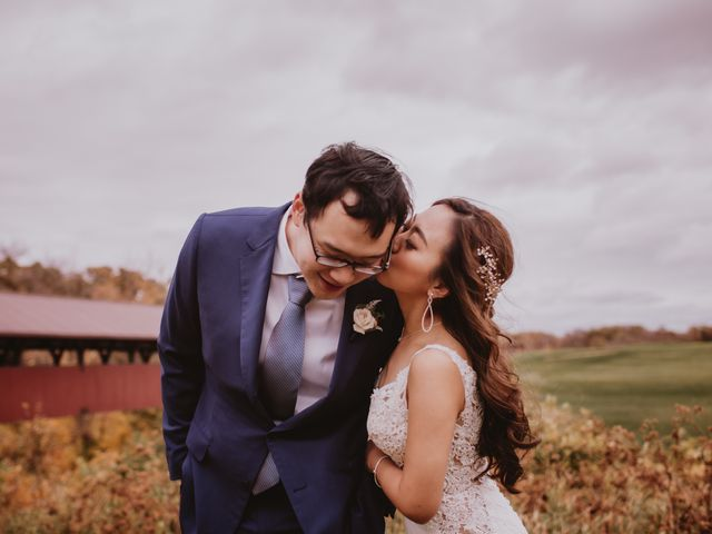 Dinghua and Yixiu's wedding in Starbuck, Manitoba 81