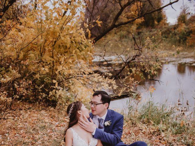 Dinghua and Yixiu's wedding in Starbuck, Manitoba 91
