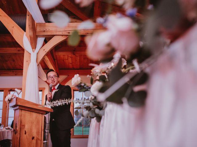 Dinghua and Yixiu's wedding in Starbuck, Manitoba 94