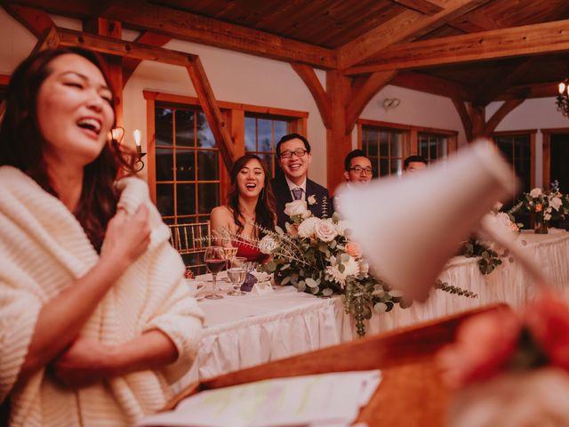 Dinghua and Yixiu's wedding in Starbuck, Manitoba 98
