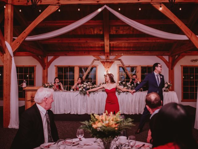 Dinghua and Yixiu's wedding in Starbuck, Manitoba 100