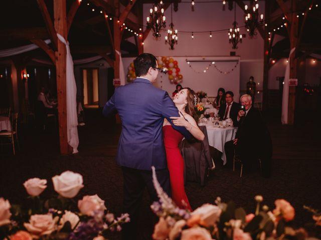 Dinghua and Yixiu's wedding in Starbuck, Manitoba 101
