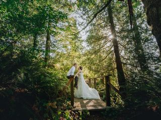 The wedding of Yianna and Matt
