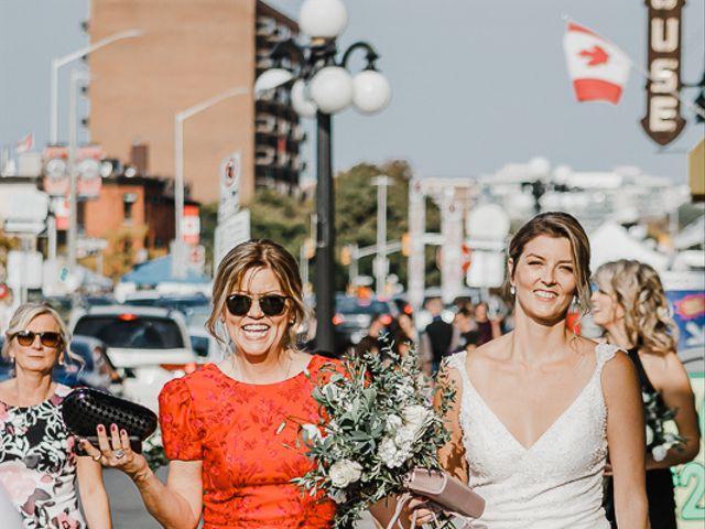 Tanner and Emily's wedding in Ottawa, Ontario 19