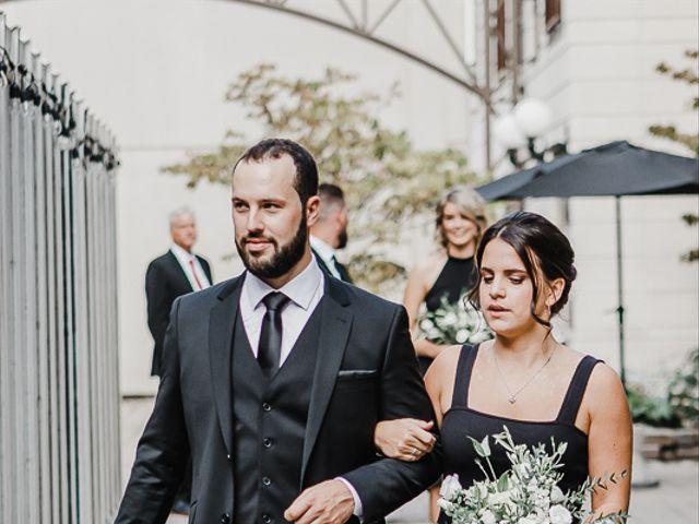 Tanner and Emily's wedding in Ottawa, Ontario 27
