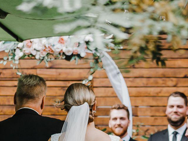 Tanner and Emily's wedding in Ottawa, Ontario 32
