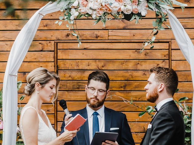 Tanner and Emily's wedding in Ottawa, Ontario 34