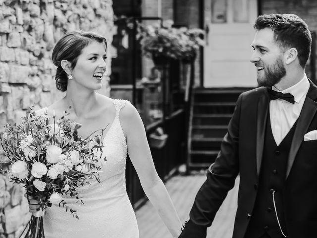 Tanner and Emily's wedding in Ottawa, Ontario 1