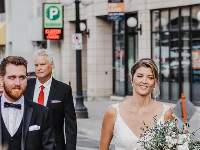 Tanner and Emily's wedding in Ottawa, Ontario 42