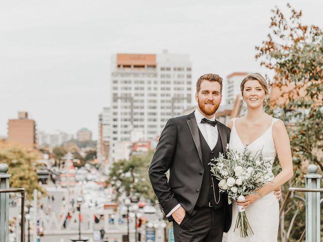 Tanner and Emily's wedding in Ottawa, Ontario 2