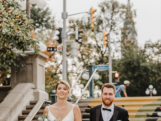 Tanner and Emily's wedding in Ottawa, Ontario 83