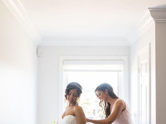 German and Melissa's wedding in Caledon, Ontario 17