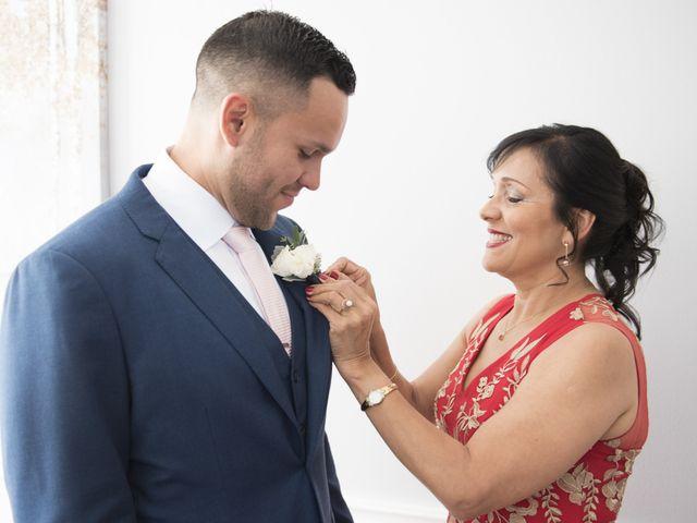 German and Melissa's wedding in Caledon, Ontario 30