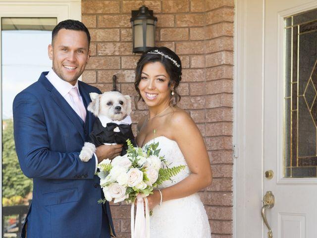 German and Melissa's wedding in Caledon, Ontario 36