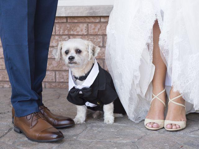 German and Melissa's wedding in Caledon, Ontario 37