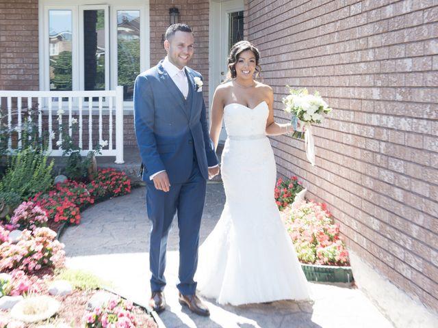 German and Melissa's wedding in Caledon, Ontario 38