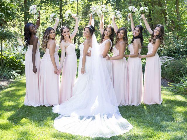 German and Melissa's wedding in Caledon, Ontario 1