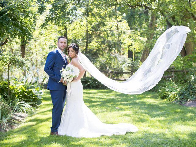 German and Melissa's wedding in Caledon, Ontario 49