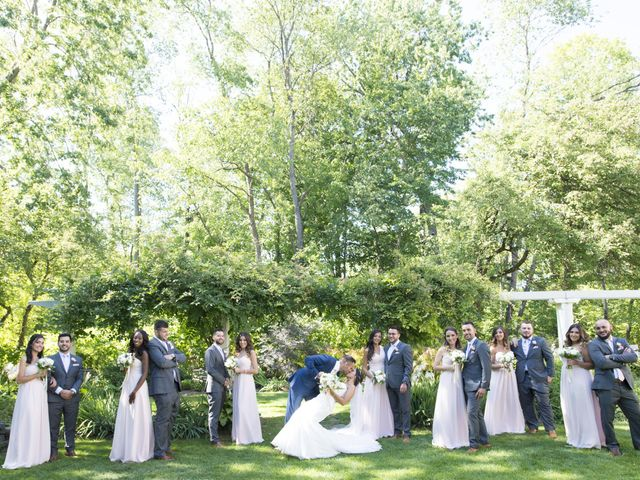 German and Melissa's wedding in Caledon, Ontario 52