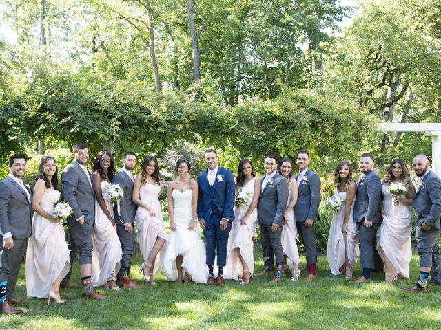 German and Melissa's wedding in Caledon, Ontario 53