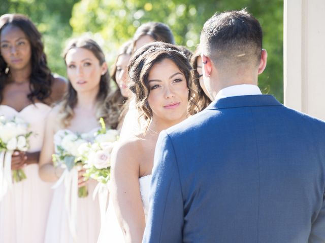 German and Melissa's wedding in Caledon, Ontario 61