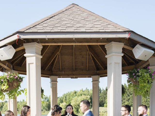 German and Melissa's wedding in Caledon, Ontario 62