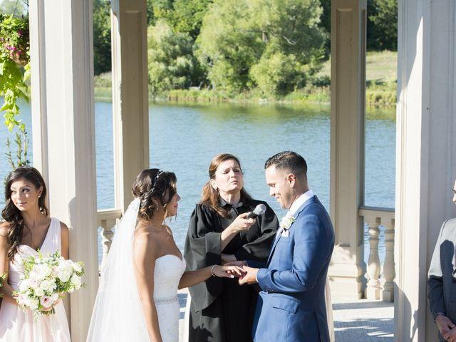 German and Melissa's wedding in Caledon, Ontario 63