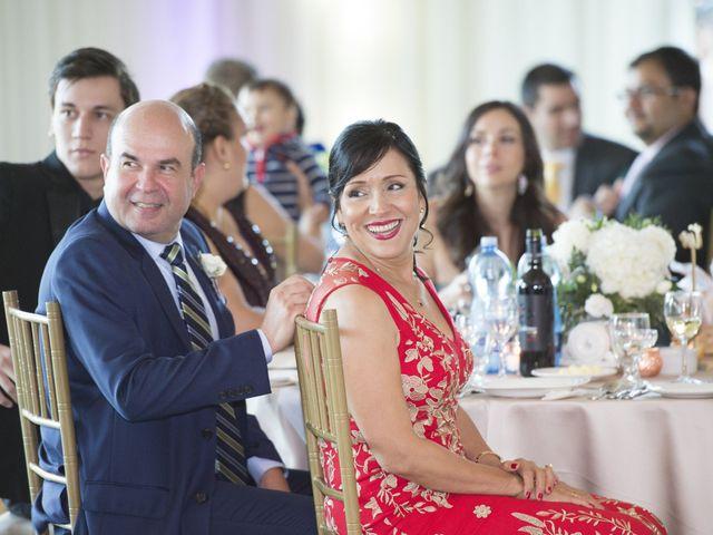 German and Melissa's wedding in Caledon, Ontario 74