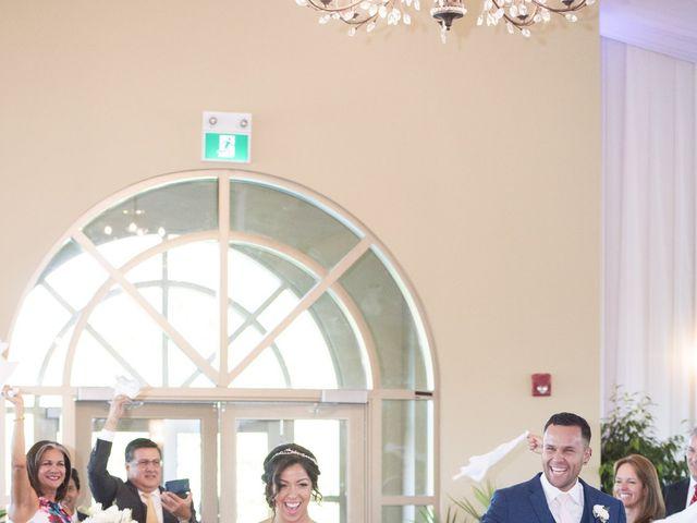 German and Melissa's wedding in Caledon, Ontario 77