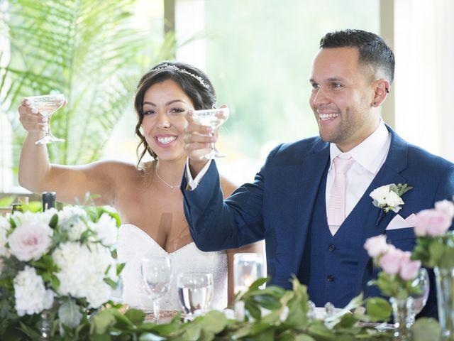 German and Melissa's wedding in Caledon, Ontario 79