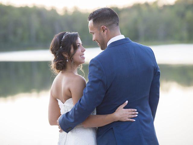 German and Melissa's wedding in Caledon, Ontario 88