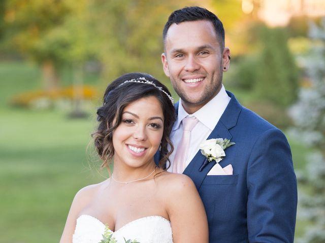 German and Melissa's wedding in Caledon, Ontario 89
