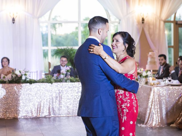 German and Melissa's wedding in Caledon, Ontario 91