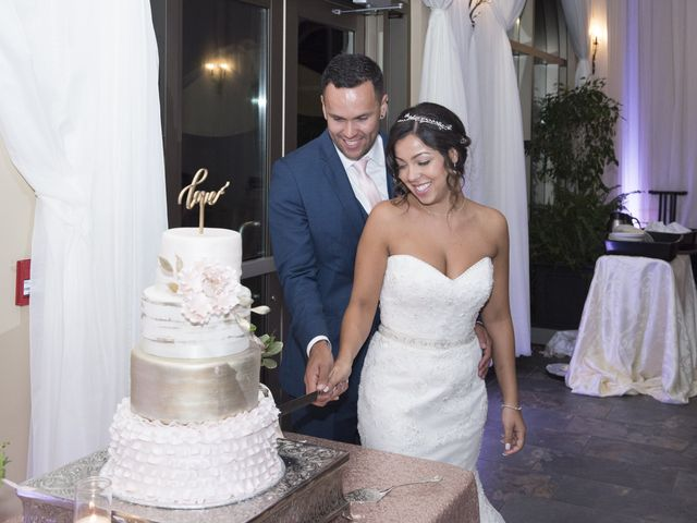 German and Melissa's wedding in Caledon, Ontario 92
