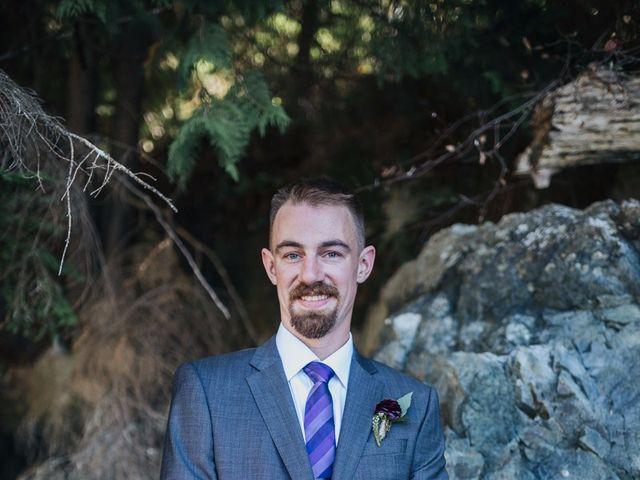 Matt and Yianna's wedding in Belcarra, British Columbia 13