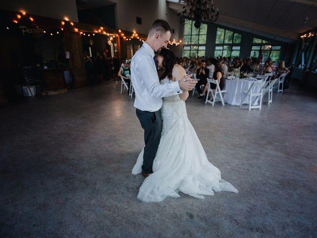Matt and Yianna's wedding in Belcarra, British Columbia 29