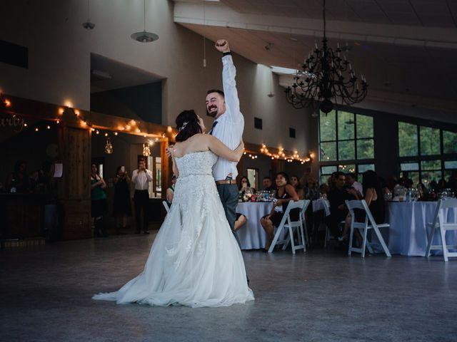 Matt and Yianna's wedding in Belcarra, British Columbia 30
